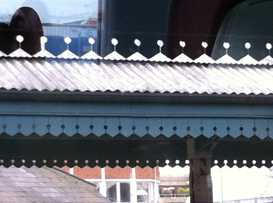 patterns in victorian stations