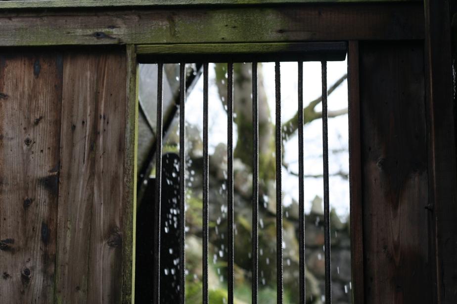 Watermill at Blaenau Ffestiniog