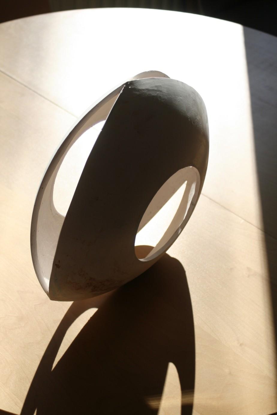 Relueaux Triangle Sculpture