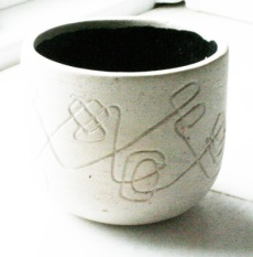 Incised decoration