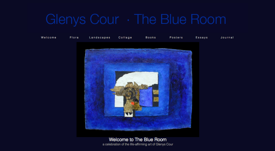 Glenys Cour - The Home Page