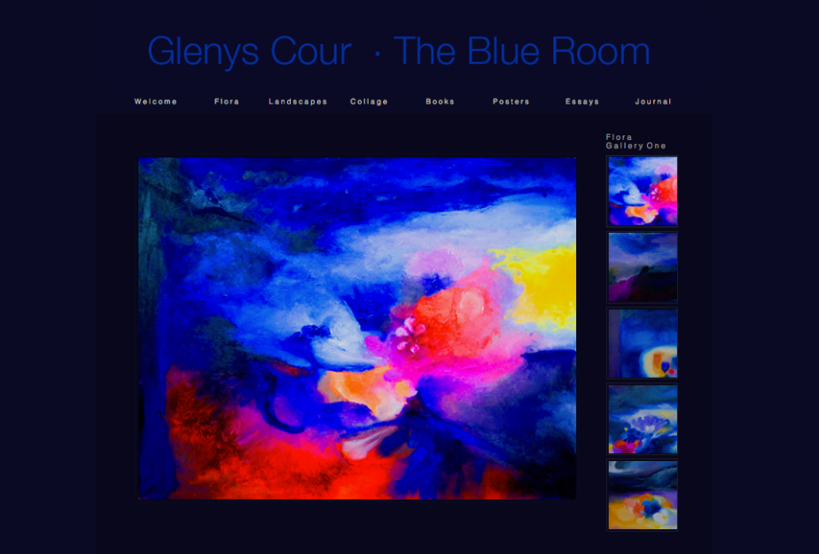 Glenys Cour - Flora