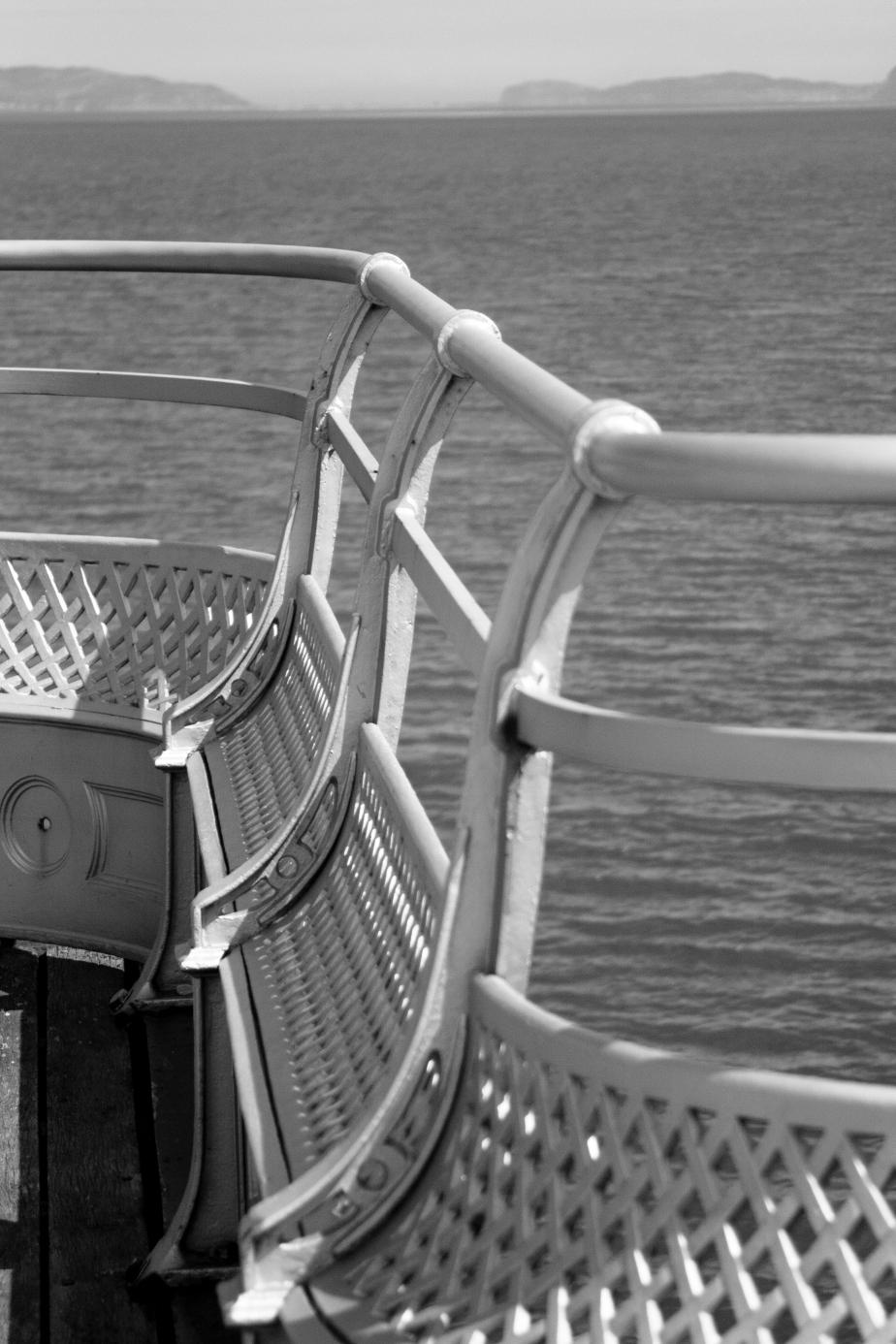 Bangor Pier 2012