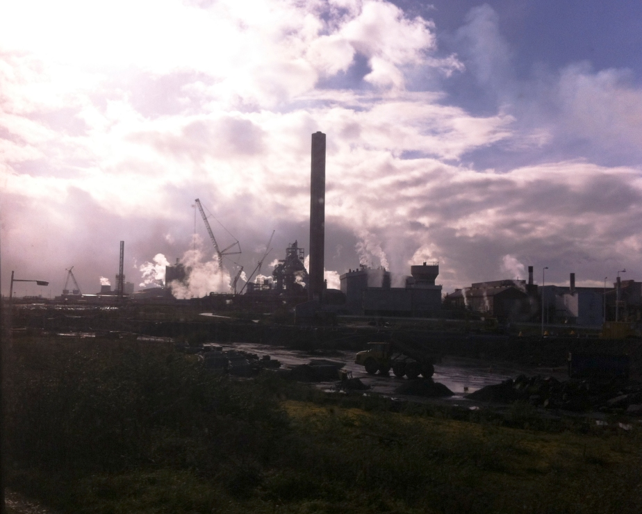 Port Talbot Steel Works