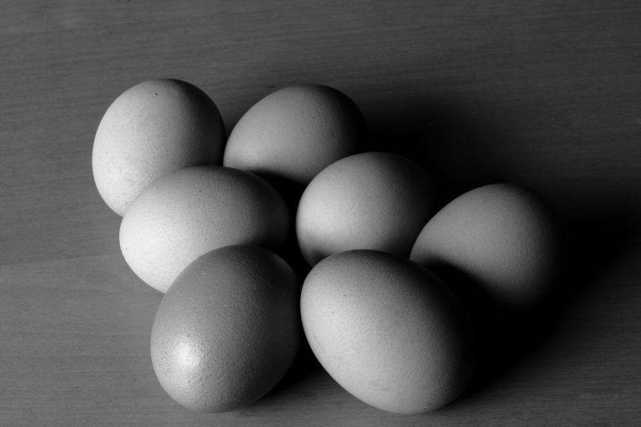 7 eggs