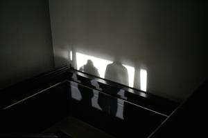 Tate Modern Stair Shadows
