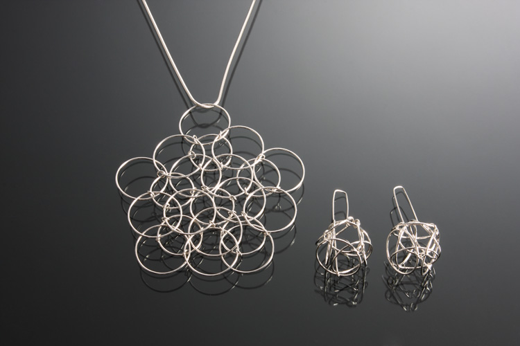 Geodesic Dome Pendant