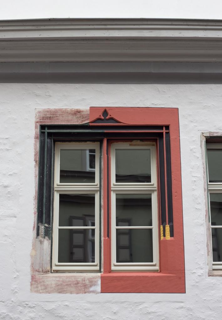 Restoring a window