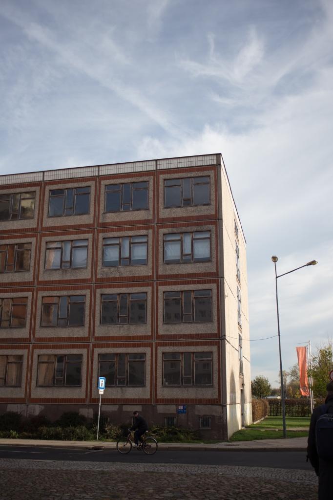 Dessau social housing
