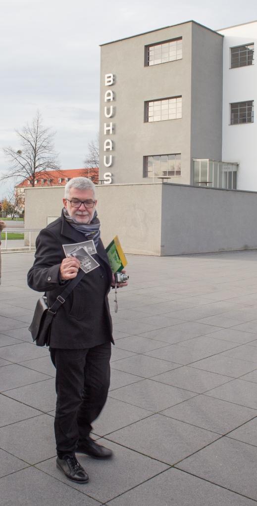 The Bauhaus follower