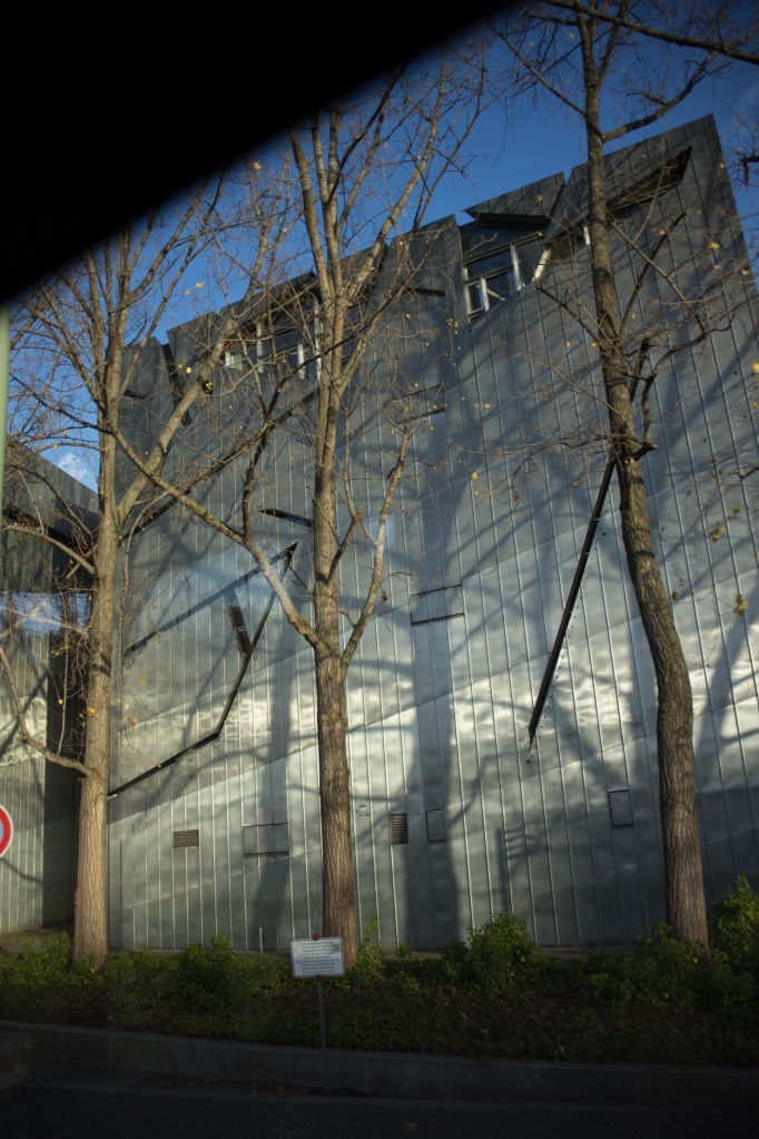Jewish Museum - Daniel Libeskind