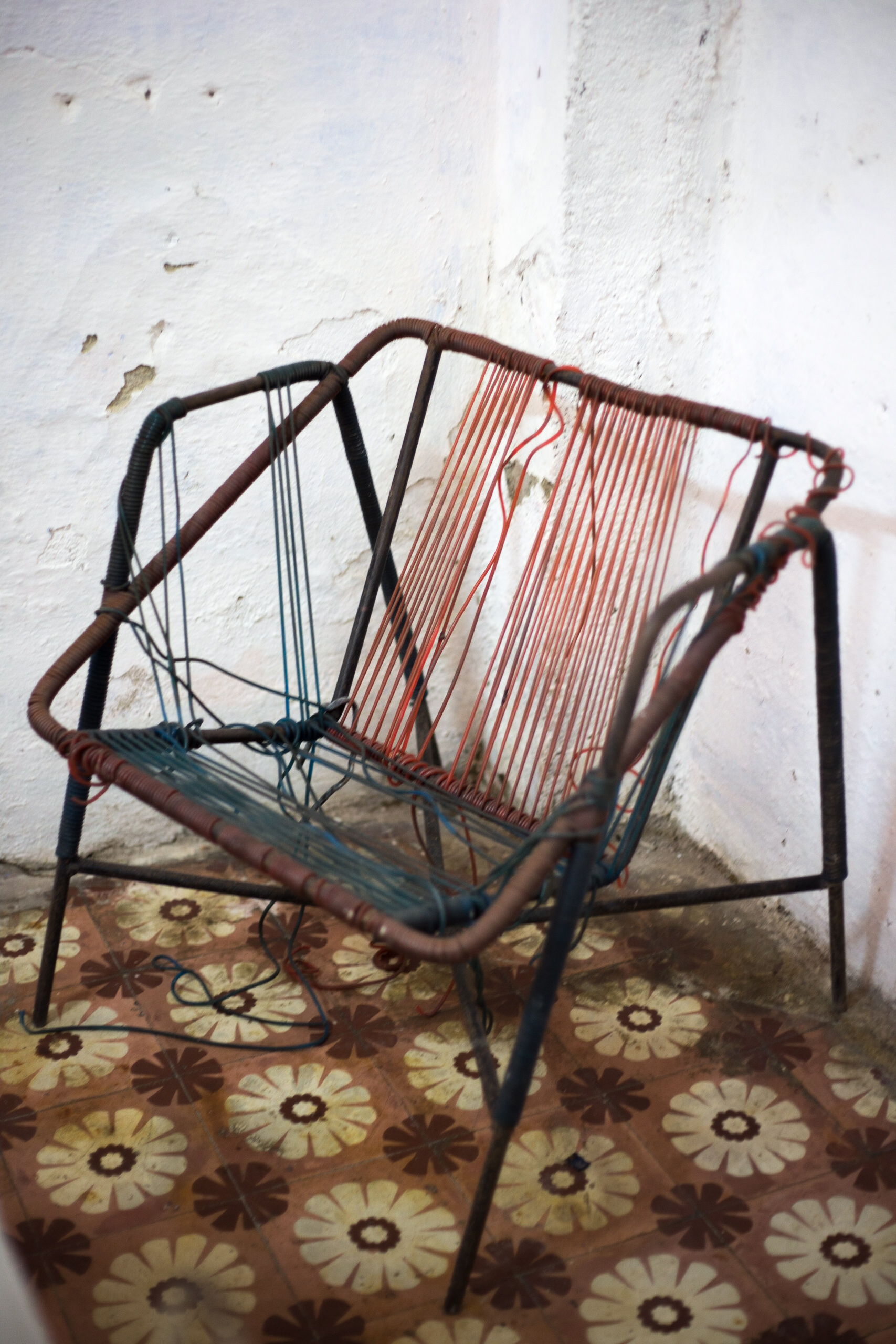 Cuban Chairs – Sally Wakelin – Stu s in Creativity
