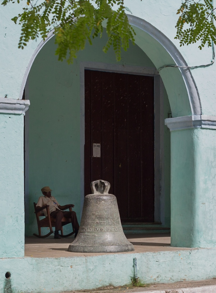 The Guard and the Bell