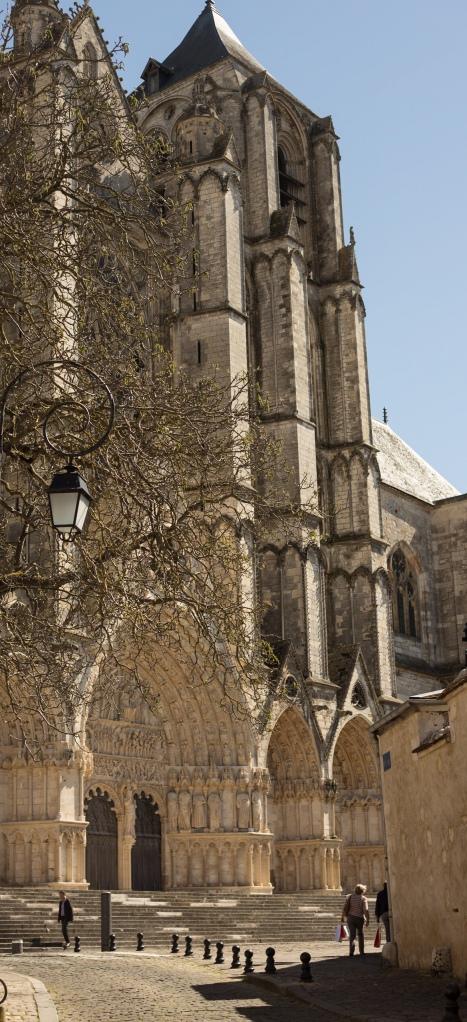 Catherdal de Bourges