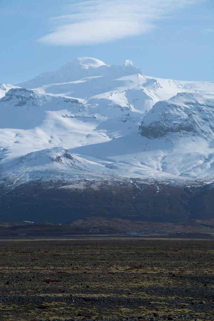 Iceland Vatnajokull