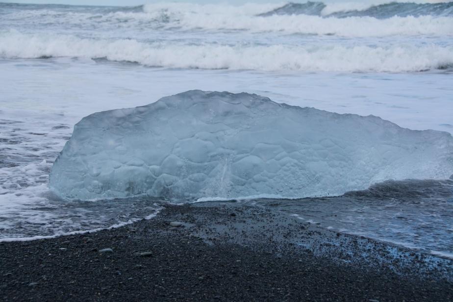 iceland icefloes