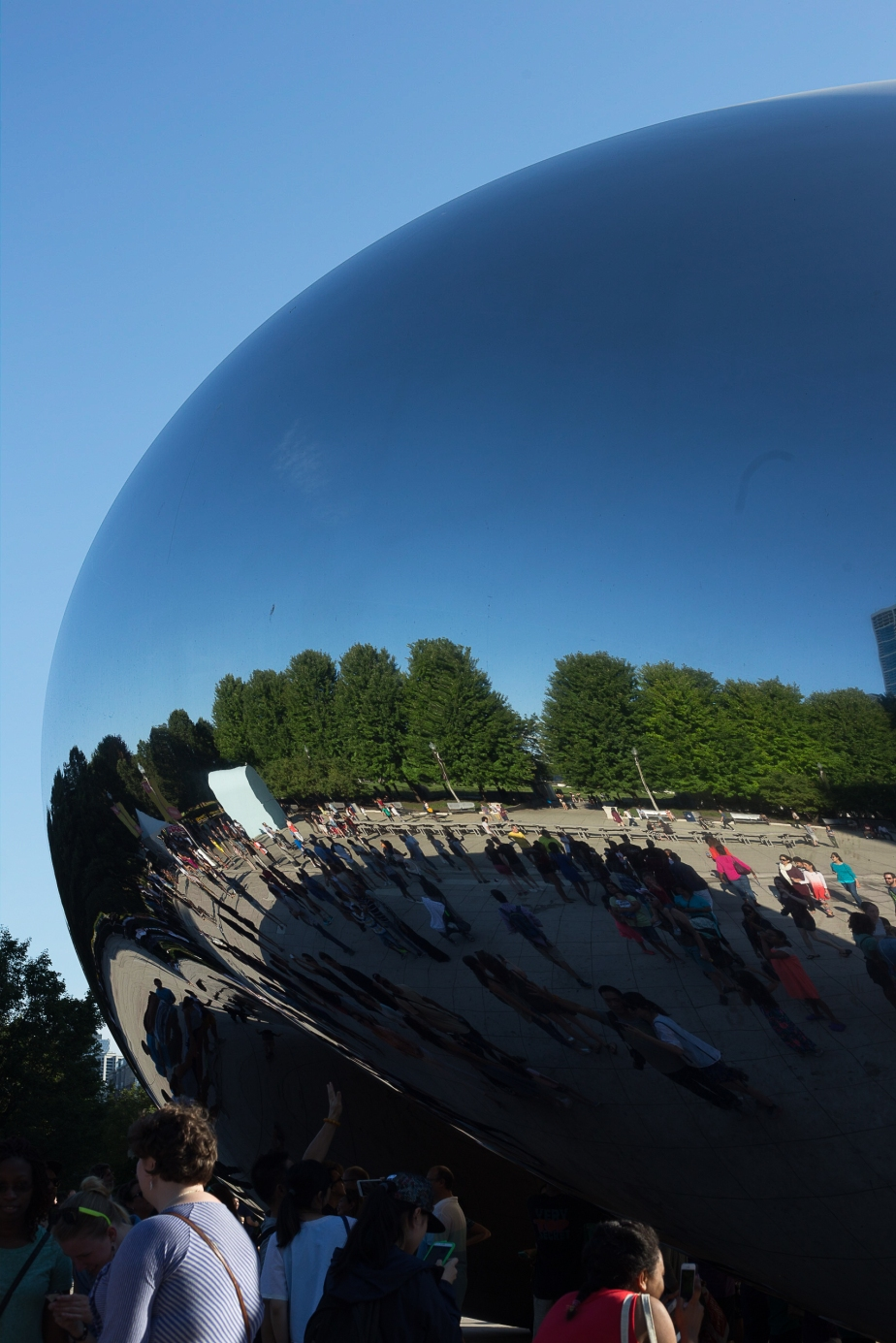 Chicago, Anish Kapoor